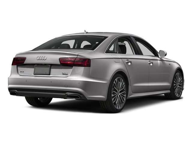 Florett Silver Metallic 2017 Audi A6 Pictures A6 3.0 TFSI Premium Plus quattro AWD photos rear view