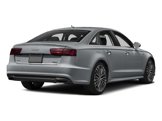 Tornado Gray Metallic 2017 Audi A6 Pictures A6 3.0 TFSI Premium Plus quattro AWD photos rear view