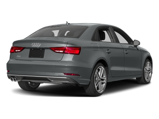 Monsoon Gray Metallic 2017 Audi A3 Sedan Pictures A3 Sedan 2.0 TFSI Prestige quattro AWD photos rear view