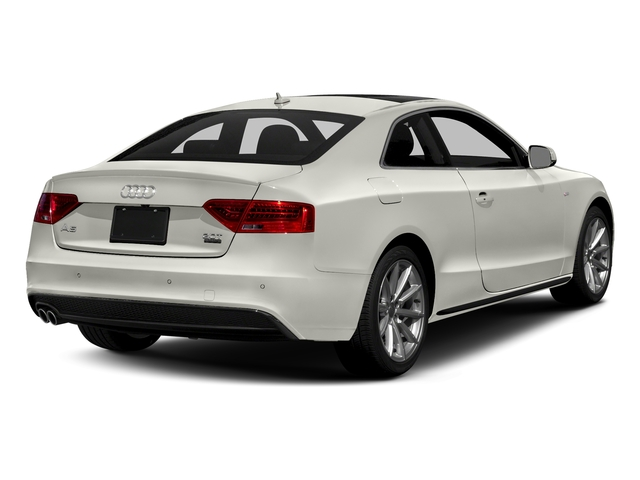 Ibis White 2017 Audi A5 Coupe Pictures A5 Coupe 2.0 TFSI Sport Tiptronic photos rear view