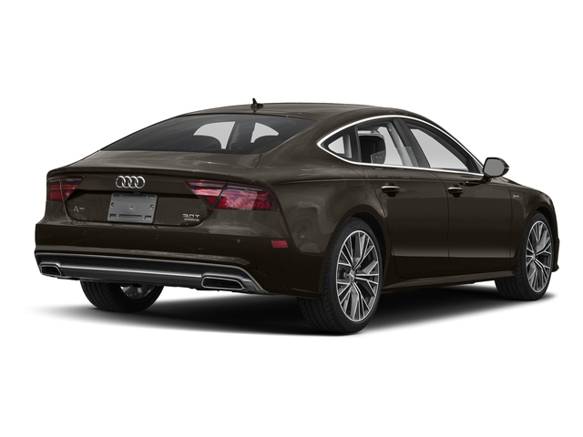 Java Brown Metallic 2017 Audi A7 Pictures A7 3.0 TFSI Prestige photos rear view
