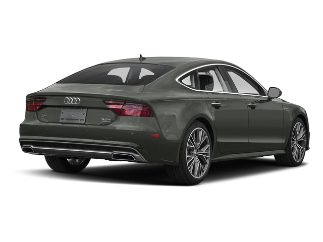 Daytona Gray Pearl Effect 2017 Audi A7 Pictures A7 Sedan 4D Competition Prestige AWD photos rear view