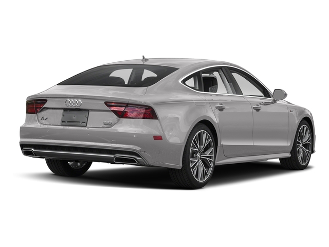 Florett Silver Metallic 2017 Audi A7 Pictures A7 Sedan 4D Competition Prestige AWD photos rear view