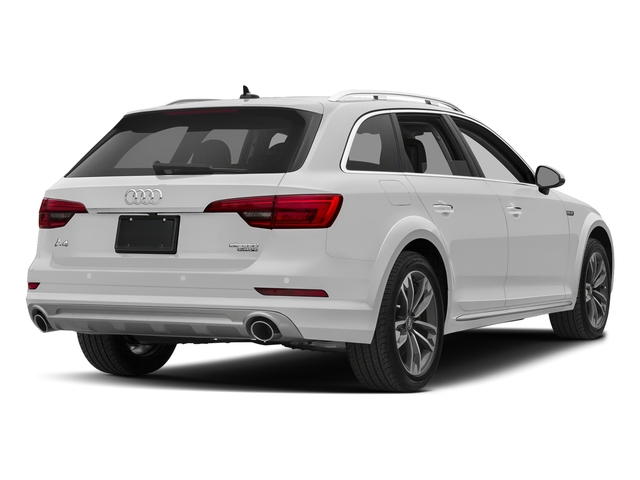 Glacier White Metallic 2017 Audi allroad Pictures allroad Wagon 4D Premium Plus AWD I4 Turbo photos rear view