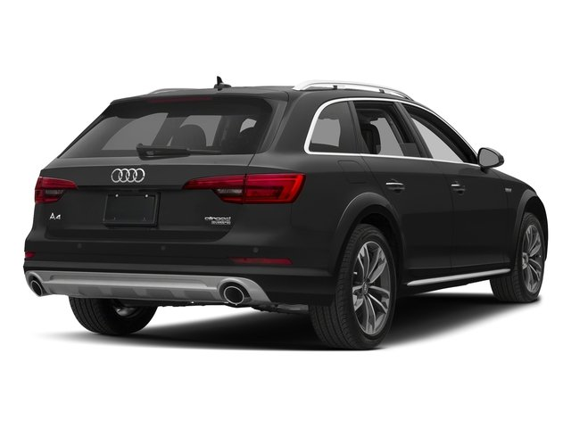 Brilliant Black 2017 Audi allroad Pictures allroad Wagon 4D Premium Plus AWD I4 Turbo photos rear view