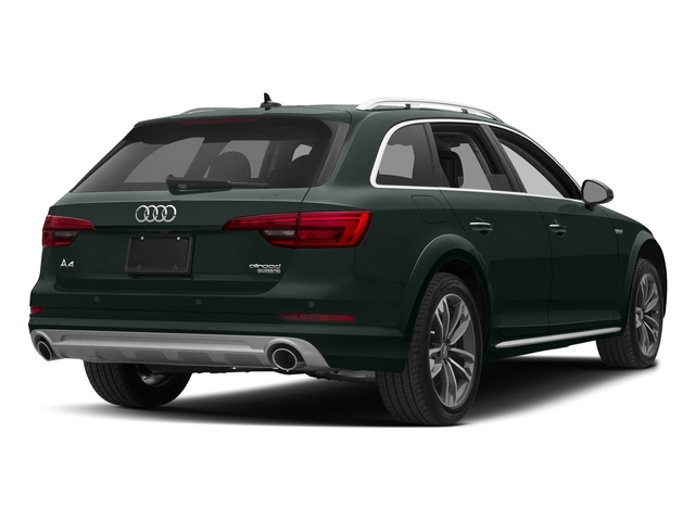 Gotland Green Metallic 2017 Audi allroad Pictures allroad Wagon 4D Premium Plus AWD I4 Turbo photos rear view