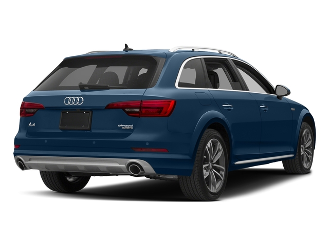 Scuba Blue Metallic 2017 Audi allroad Pictures allroad Wagon 4D Premium Plus AWD I4 Turbo photos rear view