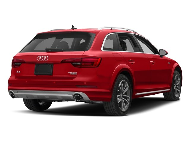Matador Red Metallic 2017 Audi allroad Pictures allroad Wagon 4D Premium Plus AWD I4 Turbo photos rear view