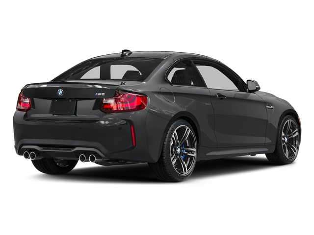 Mineral Gray Metallic 2017 BMW M2 Pictures M2 Coupe 2D M2 I6 Turbo photos rear view