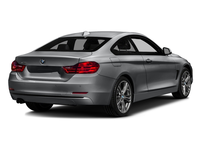 Mineral Gray Metallic 2017 BMW 4 Series Pictures 4 Series Coupe 2D 430xi AWD I4 Turbo photos rear view