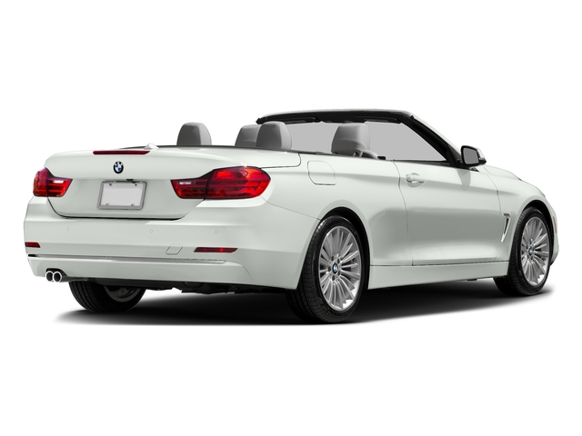 Alpine White 2017 BMW 4 Series Pictures 4 Series Convertible 2D 430i I4 Turbo photos rear view