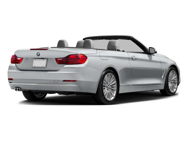 Glacier Silver Metallic 2017 BMW 4 Series Pictures 4 Series Convertible 2D 430i I4 Turbo photos rear view