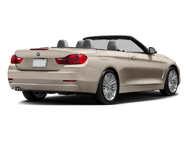 Orion Silver Metallic 2017 BMW 4 Series Pictures 4 Series Convertible 2D 430xi AWD I4 Turbo photos rear view
