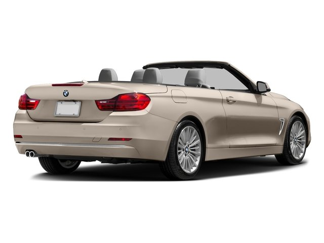 Orion Silver Metallic 2017 BMW 4 Series Pictures 4 Series Convertible 2D 430i I4 Turbo photos rear view