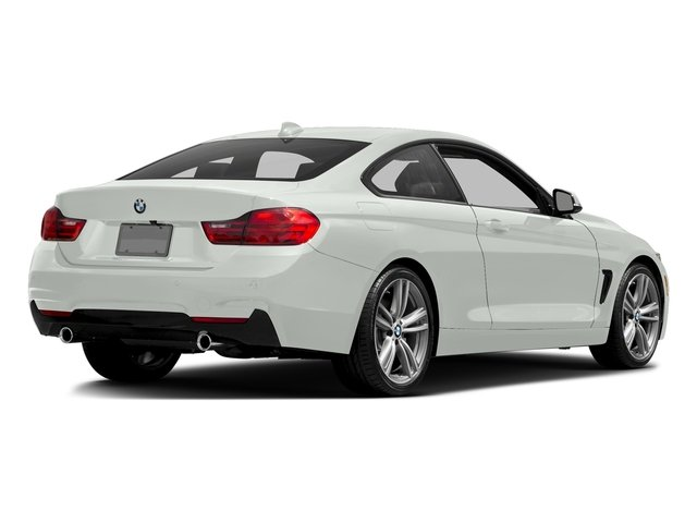 Alpine White 2017 BMW 4 Series Pictures 4 Series Coupe 2D 440i I6 Turbo photos rear view