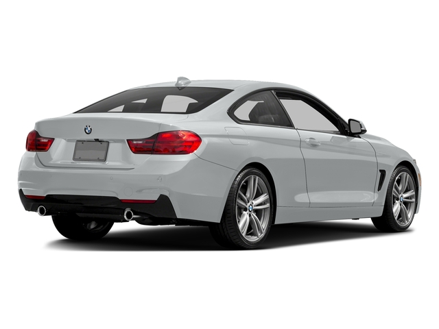 Glacier Silver Metallic 2017 BMW 4 Series Pictures 4 Series Coupe 2D 440i I6 Turbo photos rear view