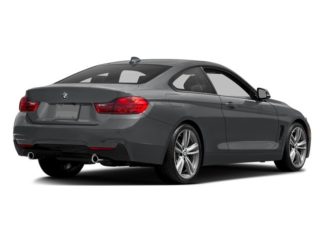 Mineral Gray Metallic 2017 BMW 4 Series Pictures 4 Series Coupe 2D 440i I6 Turbo photos rear view