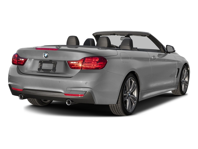 Imperial Blue Metallic 2017 BMW 4 Series Pictures 4 Series Convertible 2D 440i I6 Turbo photos rear view