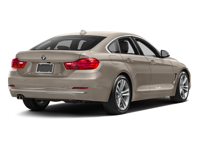 Kalahari Beige Metallic 2017 BMW 4 Series Pictures 4 Series Sedan 4D 430xi AWD I4 Turbo photos rear view