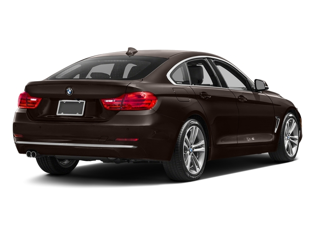 Sparkling Brown Metallic 2017 BMW 4 Series Pictures 4 Series Sedan 4D 430xi AWD I4 Turbo photos rear view