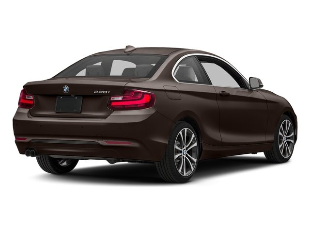 Sparkling Brown Metallic 2017 BMW 2 Series Pictures 2 Series Coupe 2D 230xi AWD I4 Turbo photos rear view
