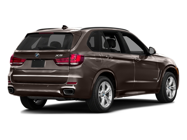 Sparkling Brown Metallic 2017 BMW X5 Pictures X5 Utility 4D 35d AWD I6 T-Diesel photos rear view