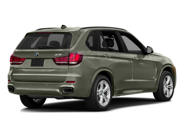 Atlas Cedar Metallic 2017 BMW X5 Pictures X5 Utility 4D 35d AWD I6 T-Diesel photos rear view