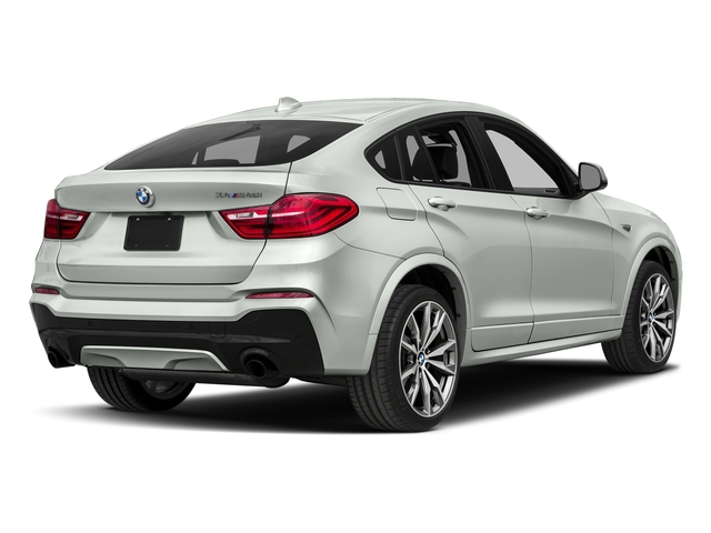 Alpine White 2017 BMW X4 Pictures X4 Utility 4D 28i AWD I4 Turbo photos rear view