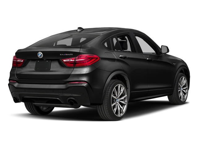 Black Sapphire Metallic 2017 BMW X4 Pictures X4 Utility 4D 28i AWD I4 Turbo photos rear view