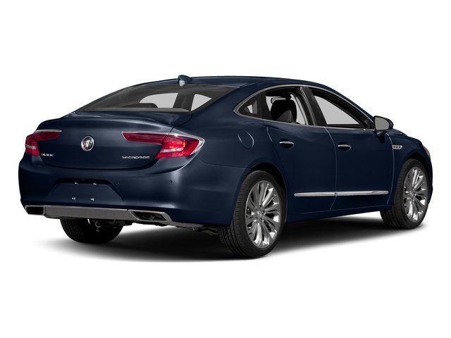 Dark Sapphire Blue Metallic 2017 Buick LaCrosse Pictures LaCrosse 4dr Sdn Preferred FWD photos rear view