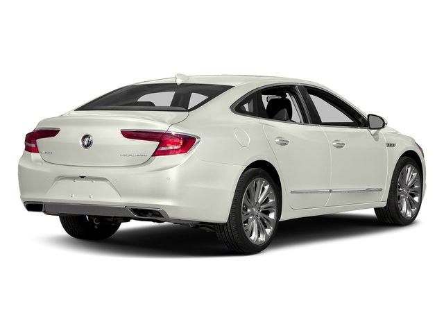 White Frost Tricoat 2017 Buick LaCrosse Pictures LaCrosse 4dr Sdn Preferred FWD photos rear view