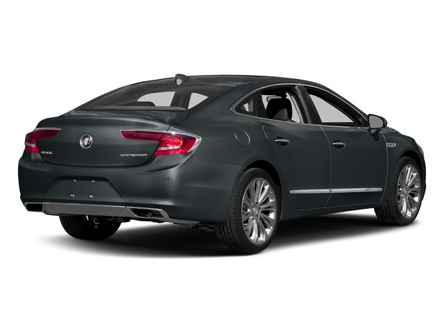 Graphite Gray Metallic 2017 Buick LaCrosse Pictures LaCrosse 4dr Sdn Preferred FWD photos rear view