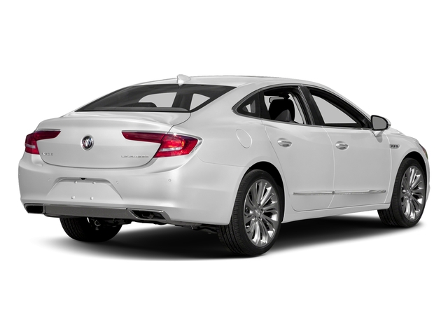 Summit White 2017 Buick LaCrosse Pictures LaCrosse 4dr Sdn Preferred FWD photos rear view
