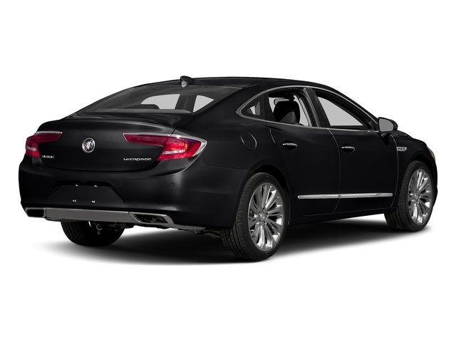 Ebony Twilight Metallic 2017 Buick LaCrosse Pictures LaCrosse 4dr Sdn Preferred FWD photos rear view