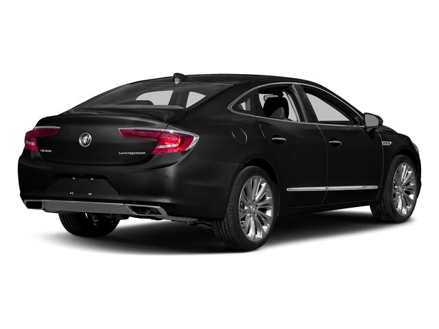 Black Oynx 2017 Buick LaCrosse Pictures LaCrosse 4dr Sdn Preferred FWD photos rear view