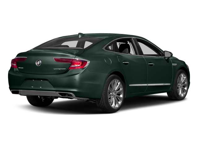 Dark Forest Green Metallic 2017 Buick LaCrosse Pictures LaCrosse 4dr Sdn Preferred FWD photos rear view
