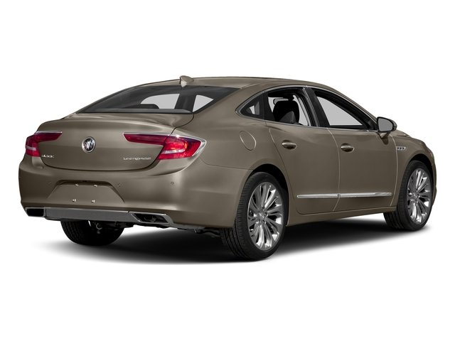 Pepperdust Metallic 2017 Buick LaCrosse Pictures LaCrosse 4dr Sdn Preferred FWD photos rear view