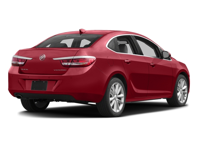 Crystal Red Tintcoat 2017 Buick Verano Pictures Verano 4dr Sdn Sport Touring photos rear view