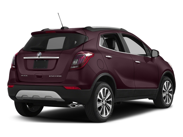 Black Cherry Metallic 2017 Buick Encore Pictures Encore AWD 4dr Preferred II photos rear view