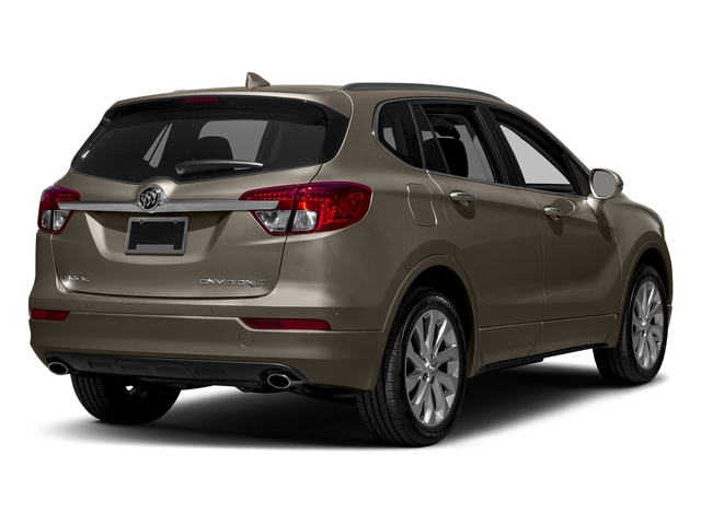 Bronze Alloy Metallic 2017 Buick Envision Pictures Envision AWD 4dr Essence photos rear view
