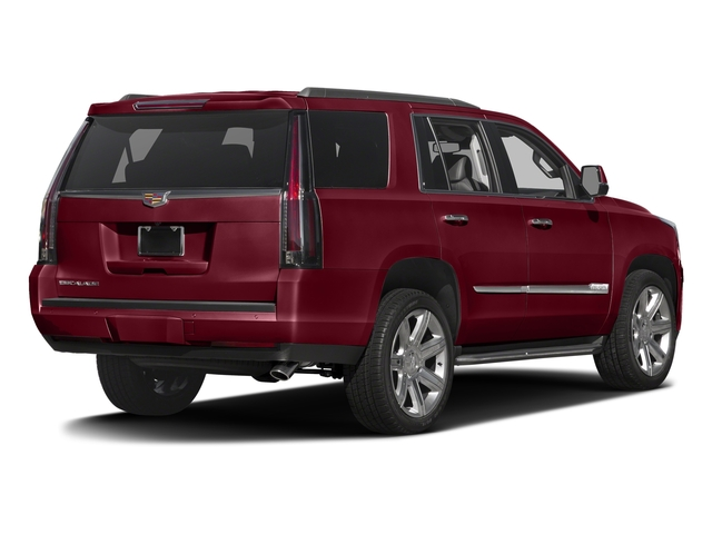 Red Passion Tintcoat 2017 Cadillac Escalade Pictures Escalade Utility 4D Luxury 2WD V8 photos rear view