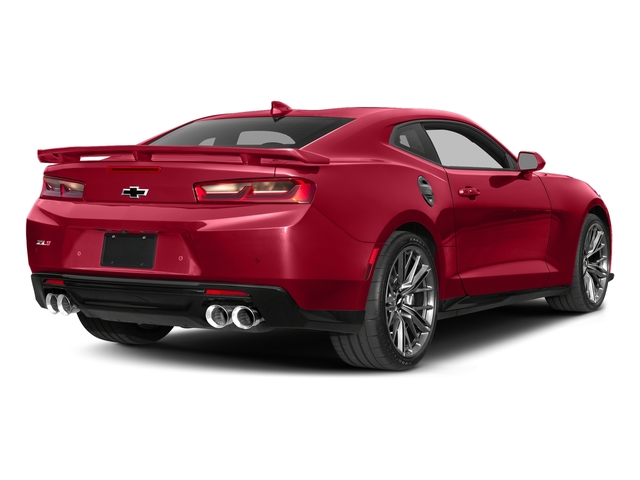 Red Hot 2017 Chevrolet Camaro Pictures Camaro 2dr Cpe ZL1 photos rear view