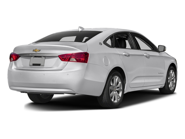 Summit White 2017 Chevrolet Impala Pictures Impala 4dr Sdn LS w/2FL *Ltd Avail* photos rear view