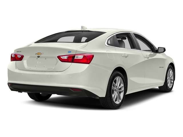 Iridescent Pearl Tricoat 2017 Chevrolet Malibu Pictures Malibu 4dr Sdn Hybrid w/1HY photos rear view
