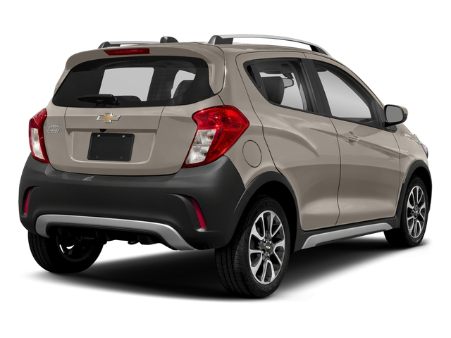 Toasted Marshmallow 2017 Chevrolet Spark Pictures Spark 5dr HB Man ACTIV photos rear view