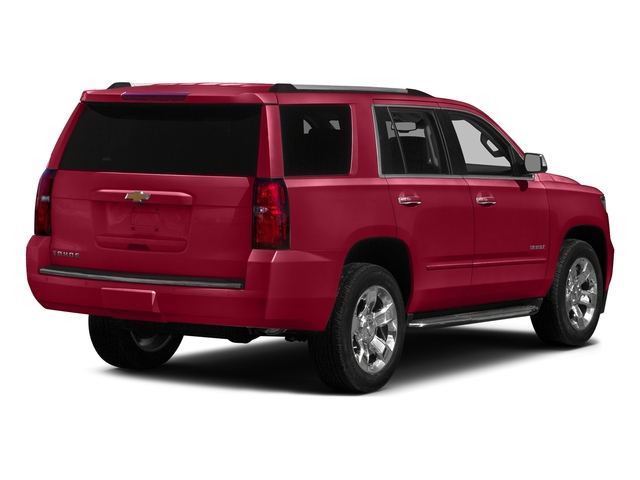 Siren Red Tintcoat 2017 Chevrolet Tahoe Pictures Tahoe 4WD 4dr Premier photos rear view