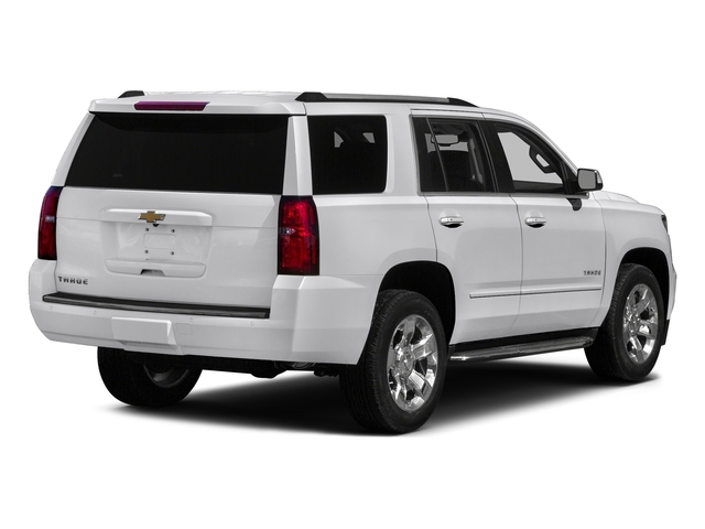 Summit White 2017 Chevrolet Tahoe Pictures Tahoe 4WD 4dr Premier photos rear view