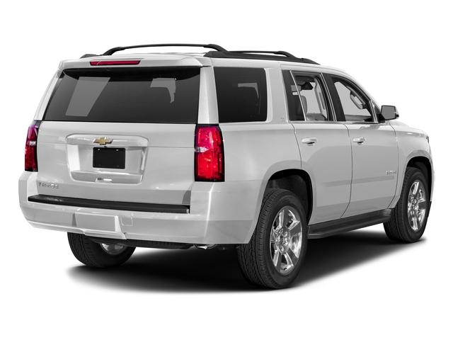Summit White 2017 Chevrolet Tahoe Pictures Tahoe 2WD 4dr LS photos rear view