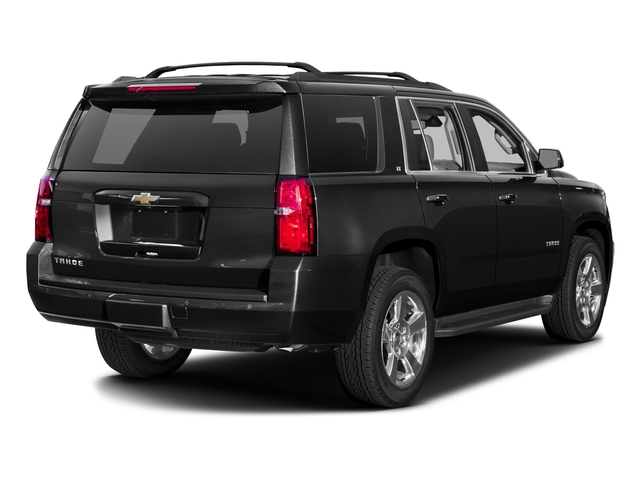 Black 2017 Chevrolet Tahoe Pictures Tahoe 2WD 4dr LS photos rear view