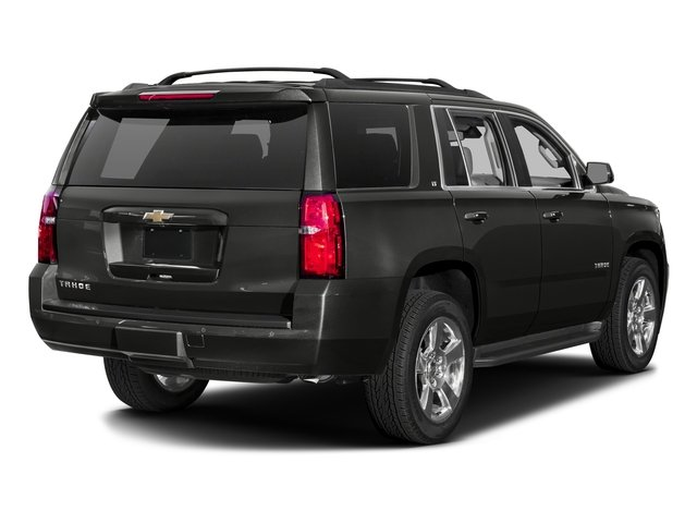 Tungsten Metallic 2017 Chevrolet Tahoe Pictures Tahoe 2WD 4dr LS photos rear view